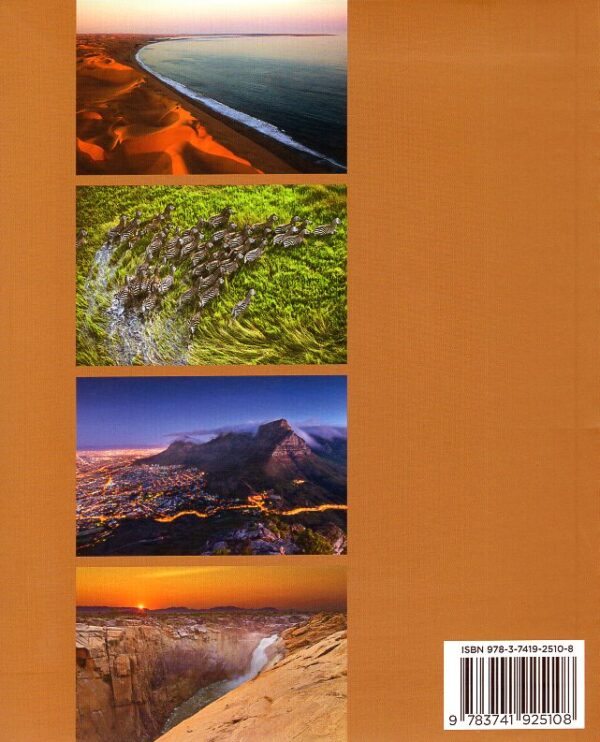 South Africa, Namibia & Botswana   fotoboek Zuid-Afrika, Namibië, Botswana 9783741925108  Könemann serie compact  Fotoboeken Zuidelijk-Afrika