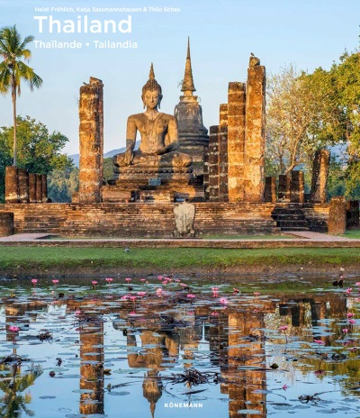 Thailand | fotoboek 9783741925122  Könemann serie compact  Fotoboeken Thailand