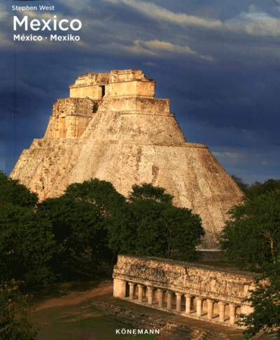 Mexico | fotoboek 9783741925153  Könemann serie compact  Fotoboeken Mexico (en de Maya-regio)