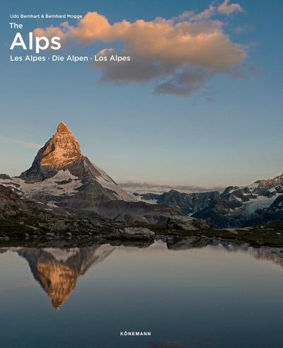 Alps | fotoboek Alpen 9783741925184  Könemann serie compact  Fotoboeken Zwitserland en Oostenrijk (en Alpen als geheel)