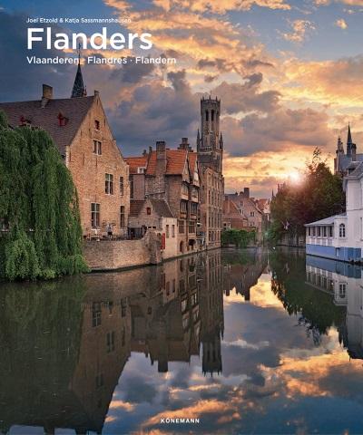 Flanders | fotoboek Vlaanderen 9783741925191  Könemann serie compact  Fotoboeken Vlaanderen & Brussel