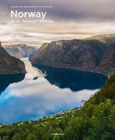 Norway | fotoboek Noorwegen 9783741925214  Könemann serie compact  Fotoboeken Noorwegen