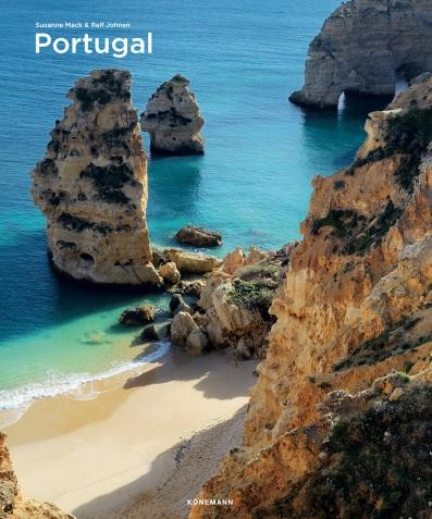 Portugal | fotoboek 9783741925221  Könemann serie compact  Fotoboeken Portugal