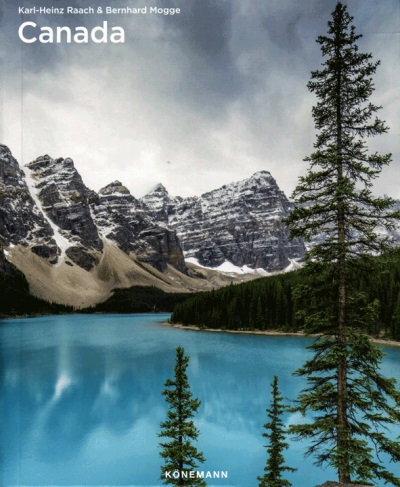 Canada | fotoboek 9783741925238  Könemann serie compact  Fotoboeken Canada