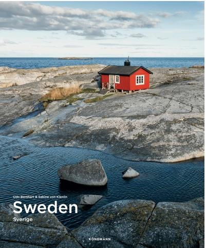 Sweden | fotoboek Zweden 9783741925245  Könemann serie compact  Fotoboeken Zweden