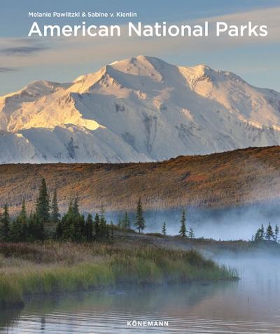 American National Parks | fotoboek Nationale Parken van Amerika 9783741925252  Könemann serie compact  Fotoboeken Verenigde Staten