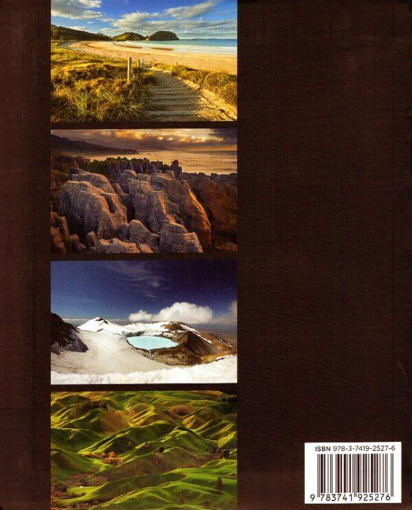 New Zealand | fotoboek Nieuw-Zeeland 9783741925276  Könemann serie compact  Fotoboeken Nieuw Zeeland