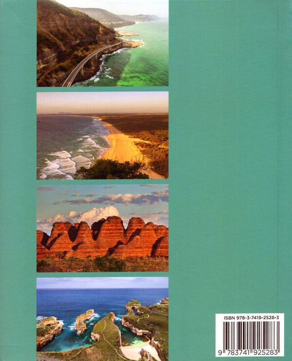 Australia | fotoboek Australië 9783741925283  Könemann serie compact  Fotoboeken Australië