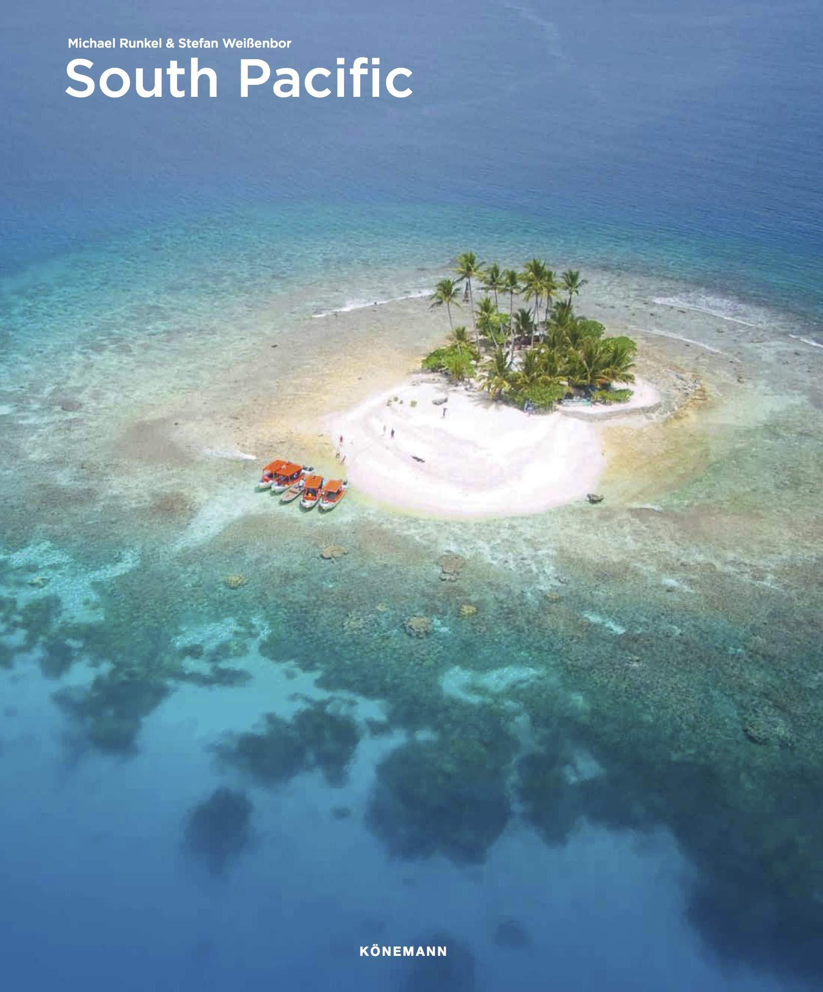 South Pacific | fotoboek 9783741925290  Könemann serie compact  Fotoboeken Pacifische Oceaan (Pacific)