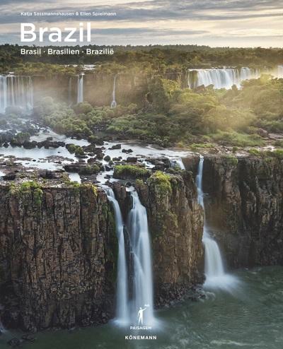 Brazil | fotoboek Brazilië 9783741925337  Könemann serie compact  Fotoboeken Brazilië