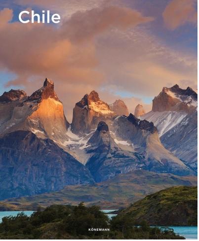 Chile | fotoboek Chili 9783741925344  Könemann serie compact  Fotoboeken Chili