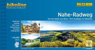 Bikeline Nahe-Radweg | fietsgids 9783850009096  Esterbauer Bikeline  Fietsgidsen Saarland, Hunsrück