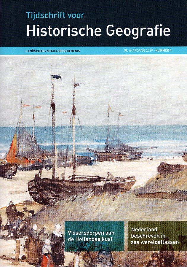 Tijdschrift voor Historische Geografie, nummer 2020/4 THG2020IV  Verloren THG  Historische reisgidsen, Landeninformatie Nederland