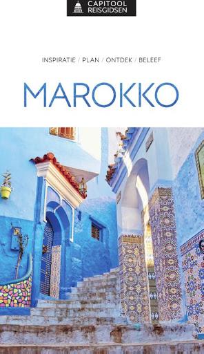 Capitool gids Marokko 9789000369171  Unieboek Capitool Reisgidsen  Reisgidsen Marokko