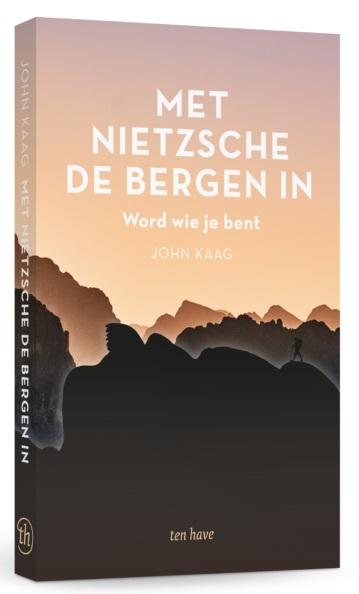 Met Nietzsche de Bergen in | John Kaag 9789025907273 John Kaag Ten Have   Wandelgidsen Reisinformatie algemeen
