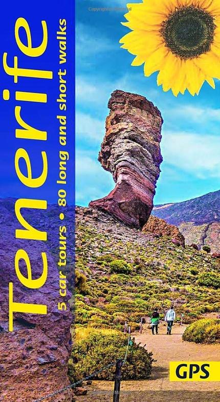 Sunflower Tenerife, Car tours and Walks | wandelgids 9781856915298  Sunflower Landscapes  Wandelgidsen Tenerife