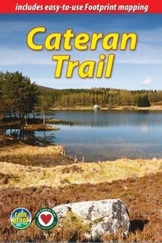 The Cateran Trail | wandelgids met kaarten 9781898481683  Rucksack Readers   Meerdaagse wandelroutes, Wandelgidsen de Schotse Hooglanden (ten noorden van Glasgow / Edinburgh)