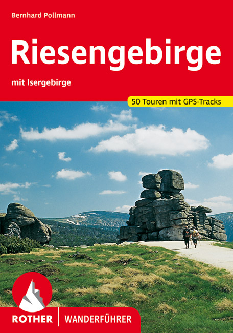 Rother wandelgids Riesengebirge | Rother Wanderführer 9783763342228  Bergverlag Rother RWG  Wandelgidsen Tsjechië