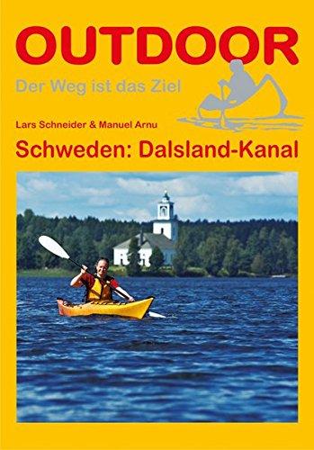 Dalsland-Kanal | kanogids 9783866863705  Conrad Stein Verlag Outdoor - Der Weg ist das Ziel  Watersportboeken Zuid-Zweden