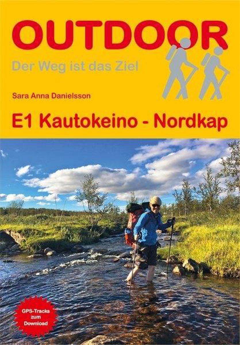 E1 Kautokeino – Nordkap | wandelgids Lapland 9783866865419  Conrad Stein Verlag Outdoor - Der Weg ist das Ziel  Meerdaagse wandelroutes, Wandelgidsen Scandinavië & de Baltische Staten