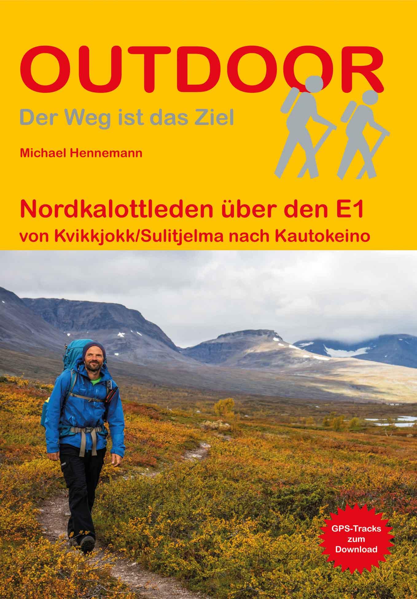Nordkalottleden | wandelgids (Duitstalig) 9783866866706  Conrad Stein Verlag Outdoor - Der Weg ist das Ziel  Meerdaagse wandelroutes, Wandelgidsen Lapland