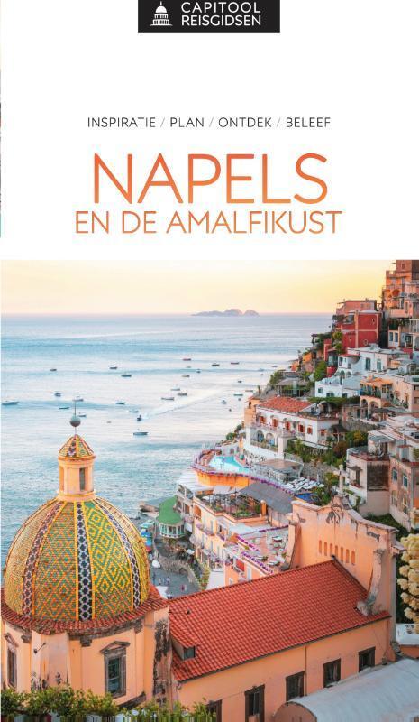 Capitool gids Napels/ Pompeji/ Amalfi kust 9789000371723  Unieboek Capitool Reisgidsen  Reisgidsen Napels, Amalfi, Campanië