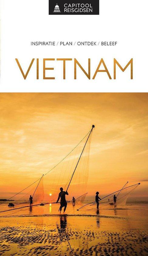 Capitool gids Vietnam 9789000373697  Unieboek Capitool Reisgidsen  Reisgidsen Vietnam
