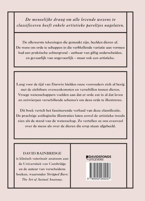 De Ontdekking van het Dierenrijk   David Bainbridge 9789002269257 David Bainbridge Davidsfonds   Historische reisgidsen, Natuurgidsen Reisinformatie algemeen