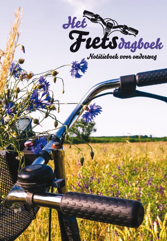 Fietsdagboek 9789038928166 Anke Landweer Elmar   Fietsreisverhalen Reisinformatie algemeen