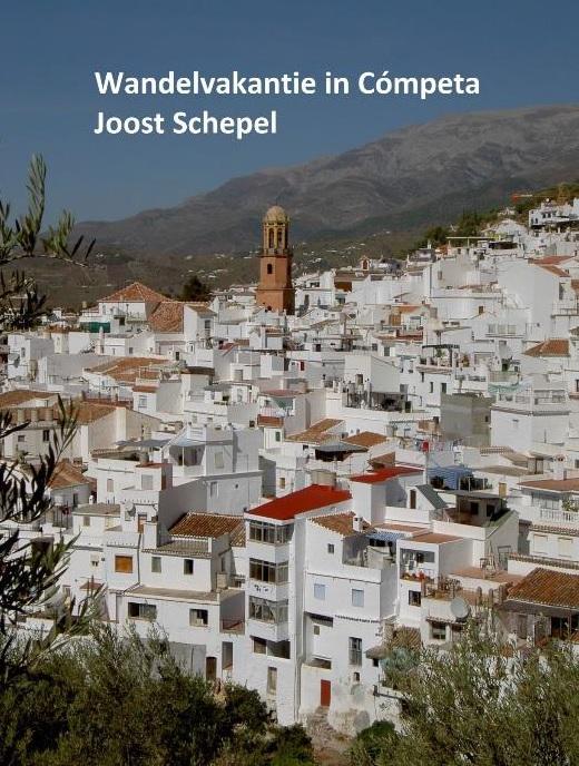 Wandelvakantie in Cómpeta | wandelgids (e-boek) 9789081262415 Joost Schepel Joost Schepel   Wandelgidsen Andalusië