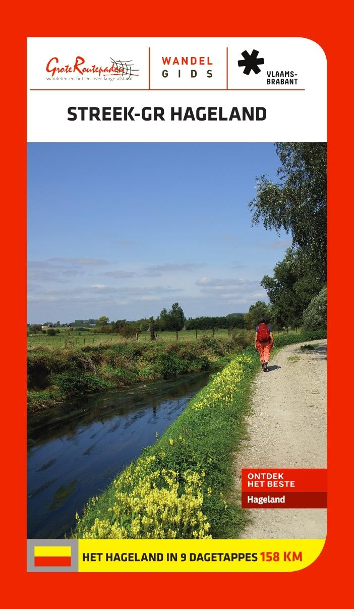 Streek GR Hageland | wandelgids 9789490156510  Grote Routepaden Topogidsen  Meerdaagse wandelroutes, Wandelgidsen Vlaanderen