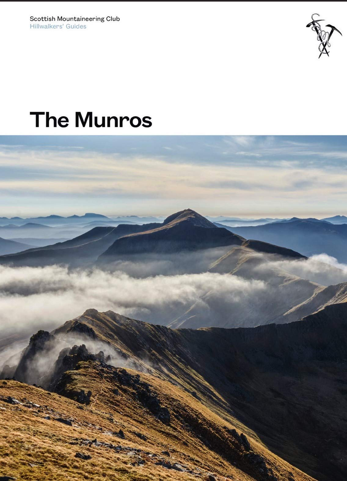 The Munros | wandelgids 9781907233388  Scottish Mountain. Club   Wandelgidsen Schotland