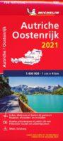730 Oostenrijk 2021 | Michelin  wegenkaart, autokaart 1:400.000 9782067250062  Michelin Michelinkaarten Jaaredities  Landkaarten en wegenkaarten Oostenrijk