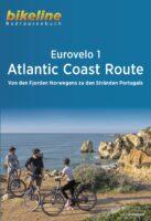 Eurovelo 1: Atlantic Coast Route 9783850009270  Esterbauer Bikeline  Fietsgidsen, Meerdaagse fietsvakanties Europa