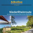 Niederrheinroute | fietsgids 9783850009324  Esterbauer Bikeline - Mini  Fietsgidsen Niederrhein