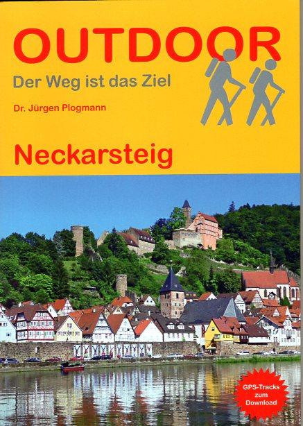 Neckarsteig | wandelgids (Duitstalig) 9783866866836  Conrad Stein Verlag Outdoor - Der Weg ist das Ziel  Meerdaagse wandelroutes, Wandelgidsen Heidelberg, Kraichgau, Stuttgart, Neckar
