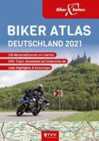 Biker Atlas Deutschland 2021 | motorreisgids 9783965990241  TVV Touristik Verlag   Motorsport, Reisgidsen Duitsland