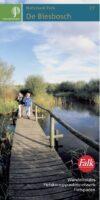 SBB-27  Biesbosch | wandelkaart 1:25.000 9789028703841  Staatsbosbeheer SBB kaart 1:25.000  Wandelkaarten Noord-Brabant