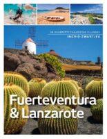 Fuerteventura , Lanzarote en La Graciosa | reisgids 9789493160194 Ingrid Zwartjes Edicola PassePartout  Reisgidsen Fuerteventura, Lanzarote