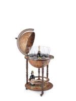 Giunone bar globe 40 Safari 617503103055  Zoffoli Globe Bar & Desk  Globes Wereld als geheel