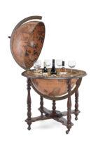 Achille Bar Globe 60 Classic 617503103123  Zoffoli Globe Bar & Desk  Globes Wereld als geheel