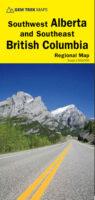SW British Columbia + Northern Washington 9781895526943  Gem Trek Publishing Explorer's Maps  Landkaarten en wegenkaarten West-Canada, Rockies