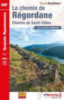 TG-7000  Le chemin de Régordane 9782751409882  FFRP topoguides à grande randonnée  Meerdaagse wandelroutes, Wandelgidsen Cevennen, Languedoc