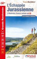 TG-390 l'Échappée Jurassienne | wandelgids GR-59 9782751410697  FFRP topoguides à grande randonnée  Meerdaagse wandelroutes, Wandelgidsen Franse Jura
