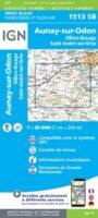 SB-1513SB Aunay-sur-Odon / Villers-Bocage 9782758538950  IGN IGN 25 Normandië  Wandelkaarten Bretagne