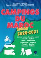 Campings du Maroc (campinggids Marokko) 9782864106548  Gandini   Campinggidsen Marokko