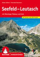 Rother wandelgids Seefeld - Leutasch   Rother Wanderführer 9783763340170  Bergverlag Rother RWG  Wandelgidsen Tirol & Vorarlberg