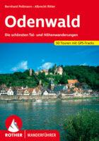 Rother wandelgids Odenwald | Rother Wanderführer 9783763341511  Bergverlag Rother RWG  Wandelgidsen Odenwald, Spessart en Rhön