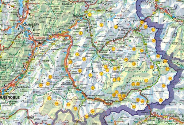 Rother wandelgids Vanoise | Rother Wanderführer 9783763343041  Bergverlag Rother RWG  Wandelgidsen Franse Alpen: noord