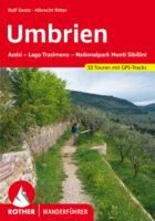 Rother wandelgids Umbrien - Umbrië | Rother Wanderführer 9783763343249  Bergverlag Rother RWG  Wandelgidsen Umbrië